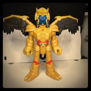 "Imaginext Mighty Morphin Power Rangers 10"" Goldar"